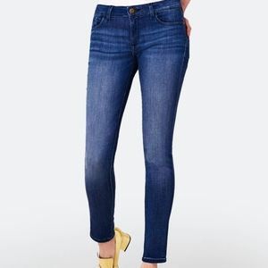 DL1961 Amanda Skinny Ankle Jeans in Wall Wash